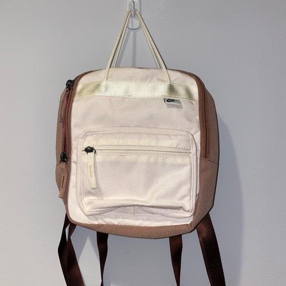 Nike mini expandable backpack